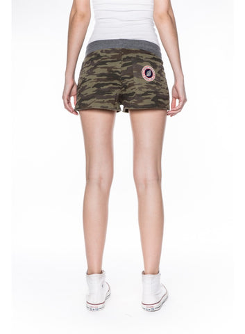 Shorty Camouflage Kaki