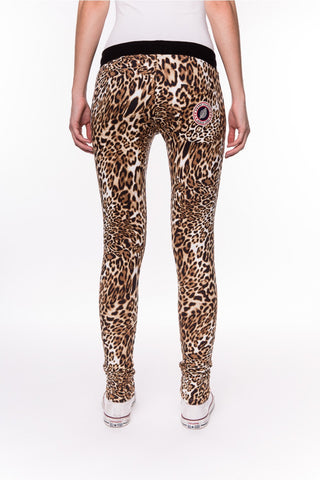 Skinny Leopard Colour