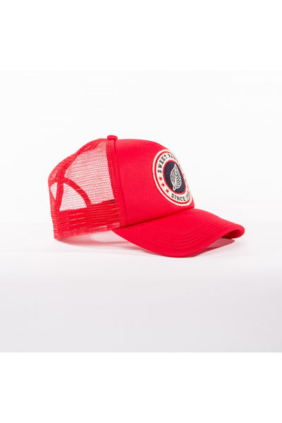 Basic Cap Rick Red