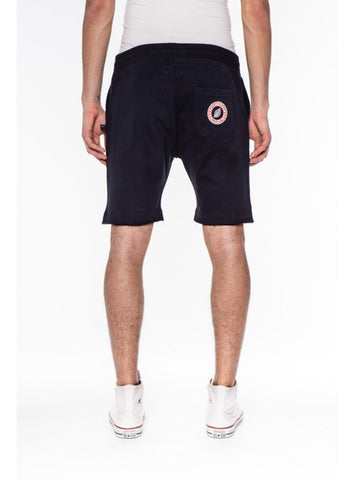 Short Terry Navy