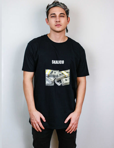 Money Black Tee