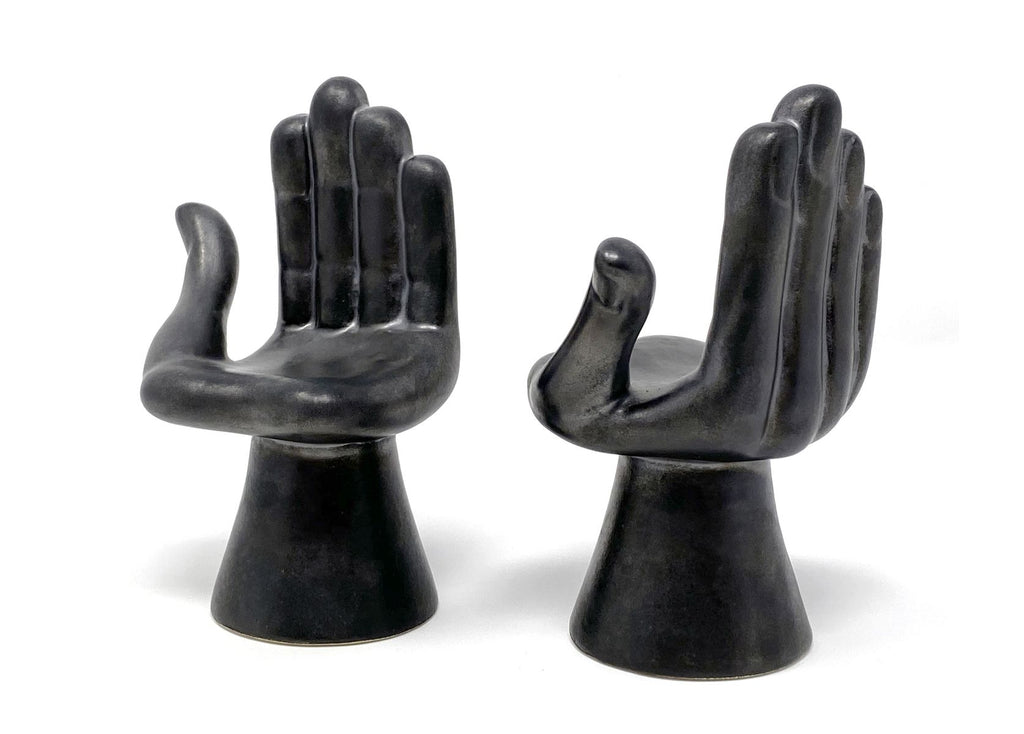 Pair of Porcelain Hands