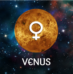 Venus, the Ruling Planet of Libra