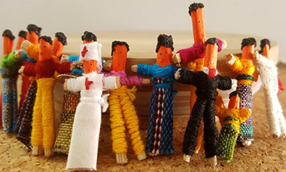 Worry Dolls Bonvagon