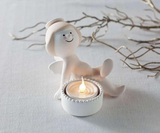 Caroline Melek Tealight ve LED Mum Bonvagon