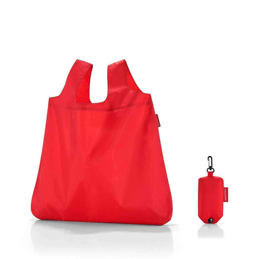 Mini Maxi Pocket Shopper Red