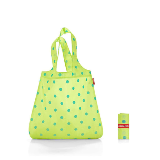 Mini Maxi Shopper Lemon Dots Reisenthel