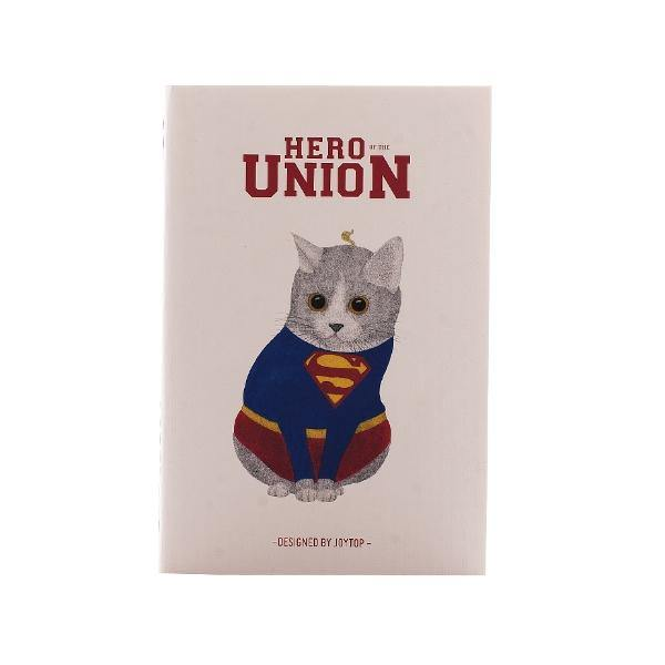 Superman Kedili A5 Defter - Bonvagon