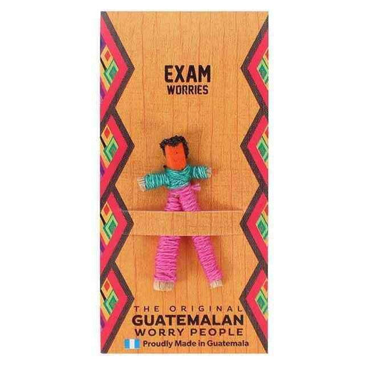 Exam Worry Doll Minyatür Bebek 3cm Bonvagon