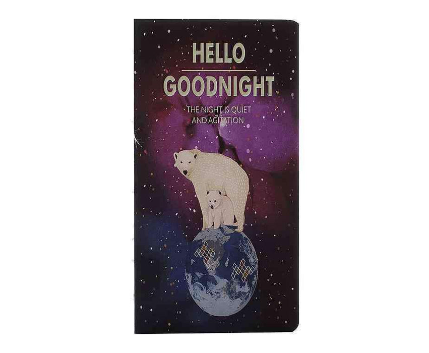 Hello Goodnight Ayıcıklı Defter