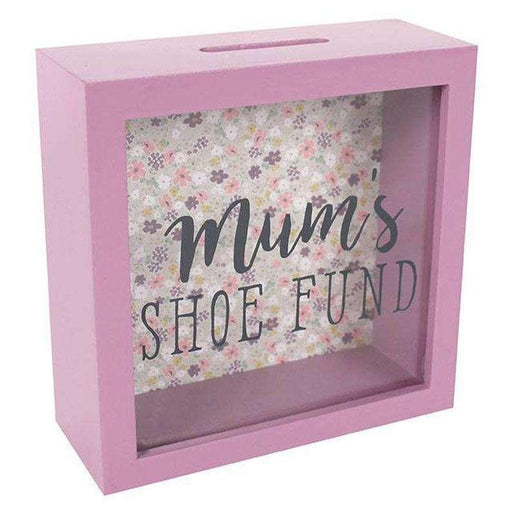 Mom's Shoe Fund Para Kutusu Bonvagon