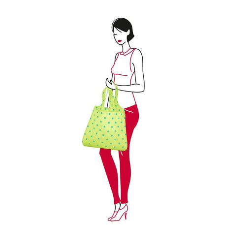 Mini Maxi Shopper Lemon Dots Reisenthel Bonvagon