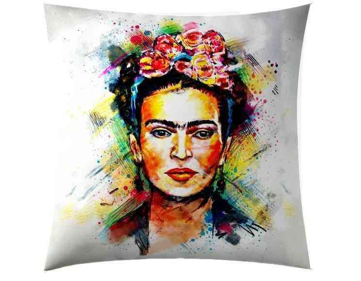 Frida Pop Art Yastık Bonvagon
