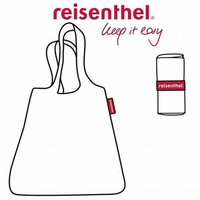 Mini Maxi Shopper Magenta Dots Reisenthel