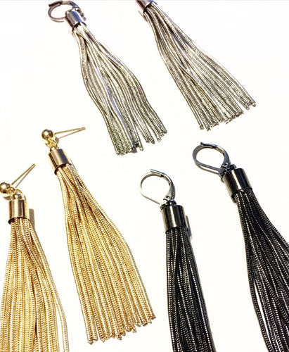 Vivienne Tassel Earrings