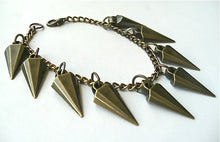Apache Arrow Bracelet in Antique Brass. FAST Shipping from USA w/Tracking for US Buyers. Gift Box/Ribbon Included.