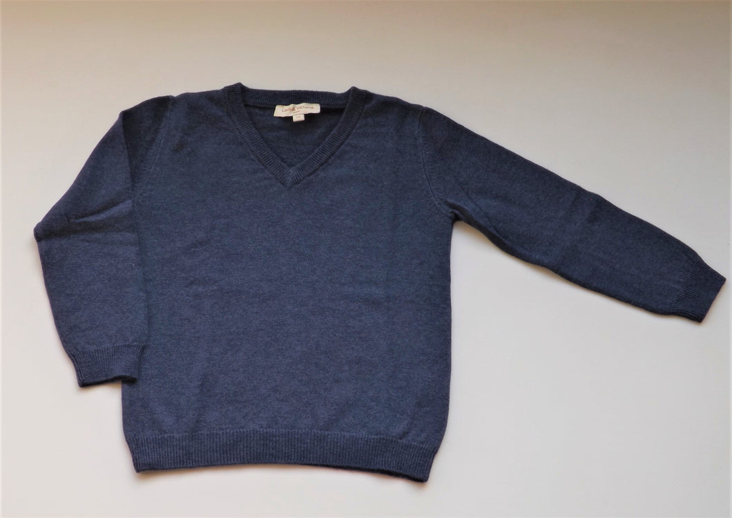 Navy Woolen Jumper