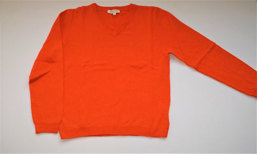 Orange Woolen Jumper