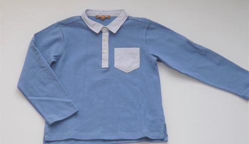 Remy Blue Sky 3buttons Polo