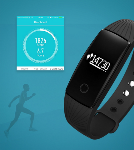 Smart Fit Band Step Algorithm