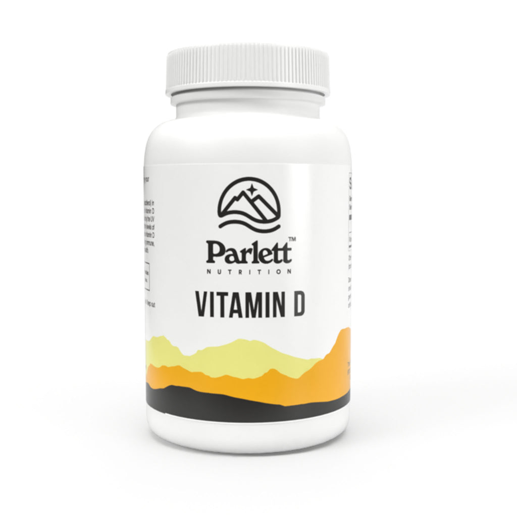 Elite Maintenance Vitamin D - 60 capsules