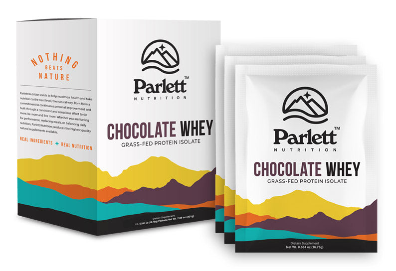 Single Serve Chocolate Whey Protein Isolate