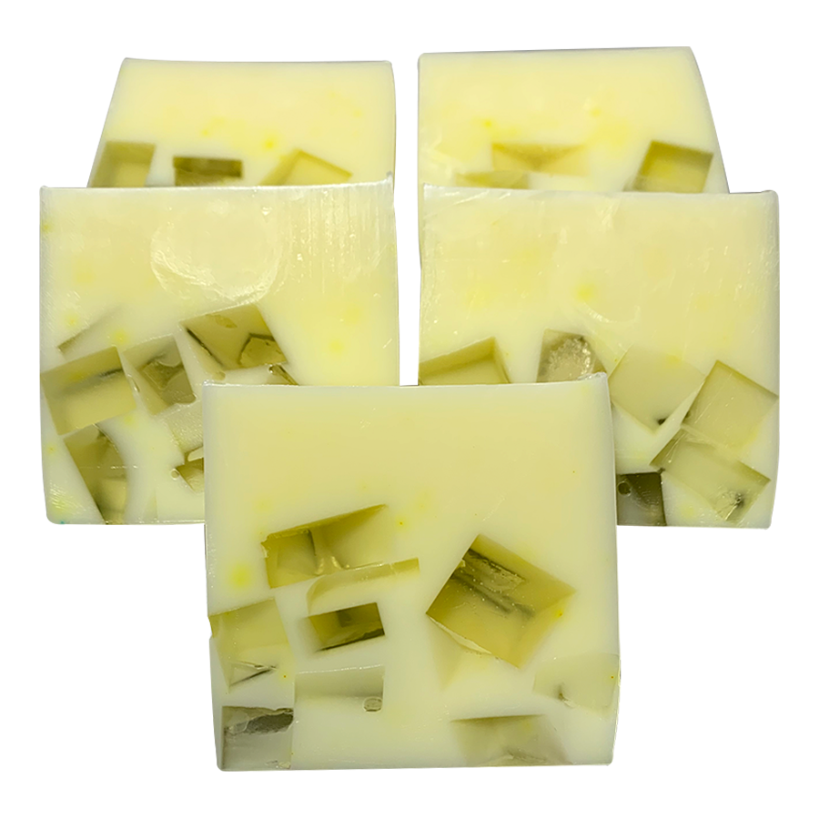 Lemongrass Hemp Handmade Soap