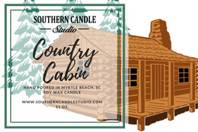 Country Cabin-Into the Woods Series