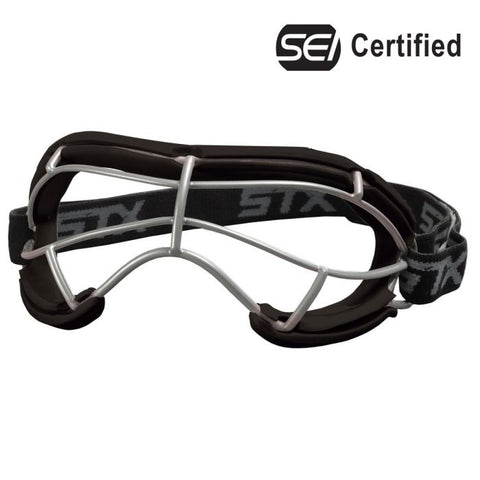 4Sight Plus S Field Lacrosse Goggles - black