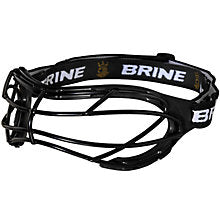 Brine Dynasty II Lacrosse Goggles - black side view