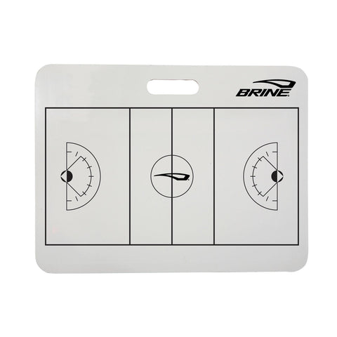 Brine Women's Field Lacrosse Coaches Dry Erase Board