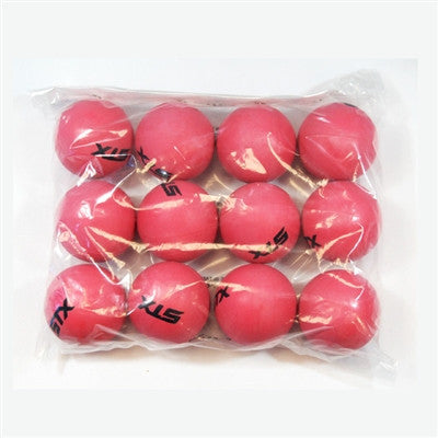 Lacrosse Practice Ball - Soft - Pink