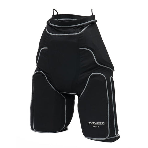Black Nami Elite Girdle - Ringette Girdle