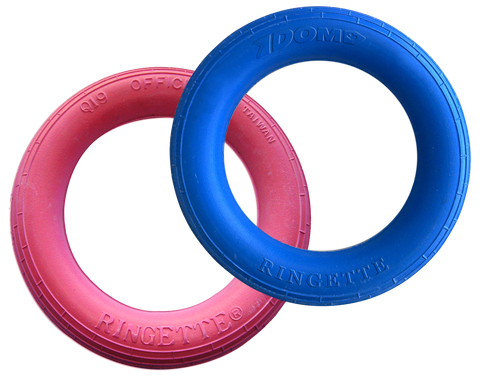 Ringette Ring - Official - Pink