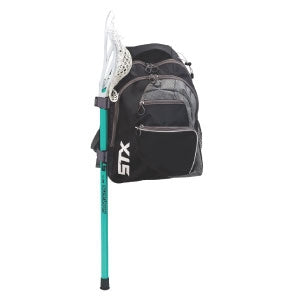 STX Sidewinder Lacrosse Backpack - Black