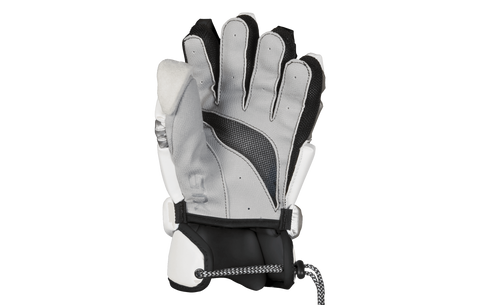 Women Sultra Lacrosse Goalie Gloves - Black