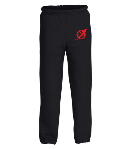 A/P Ringette Black Youth Track Pants