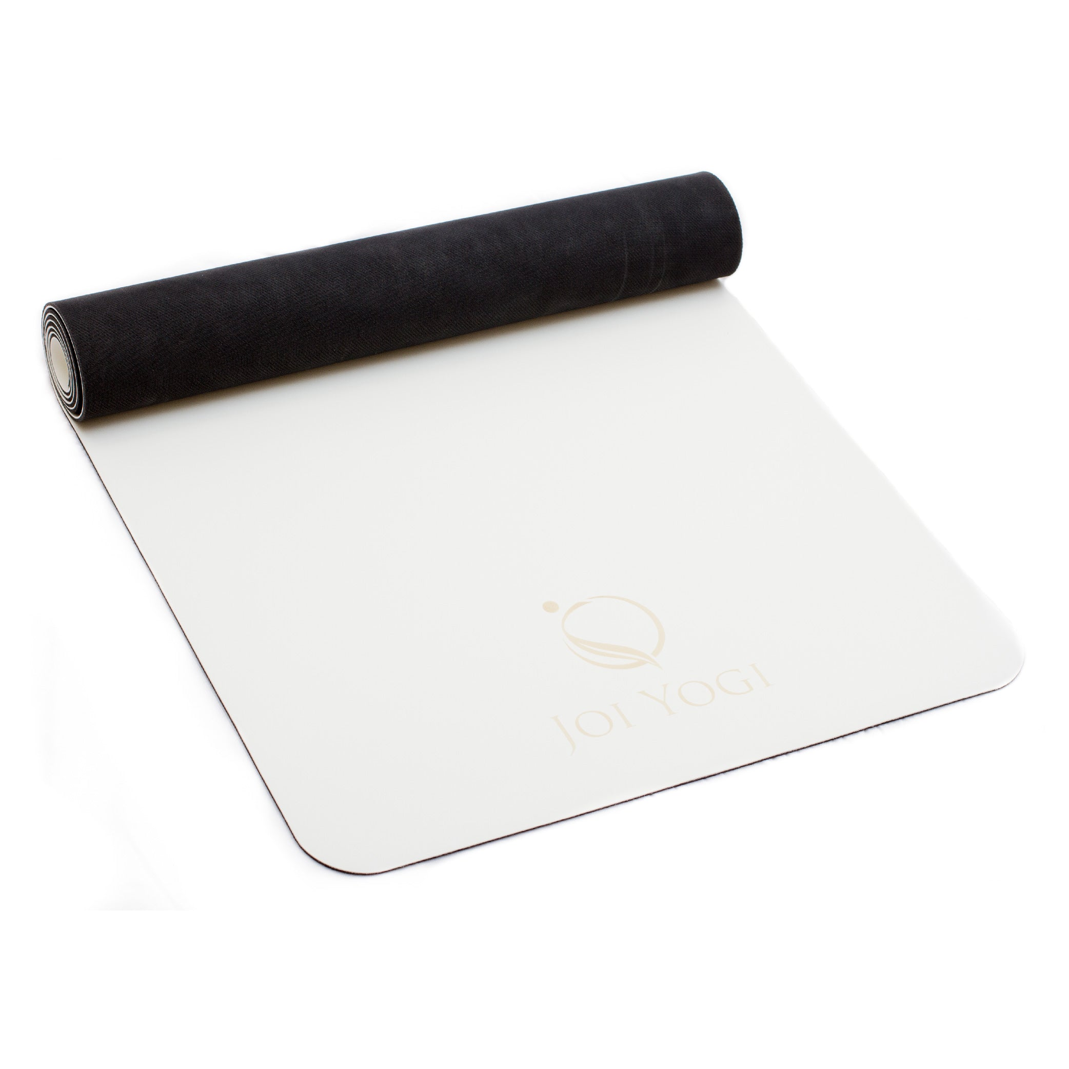 Joi Yogi Ultra Grip Yoga Mat White In This Together Sale 50 Off