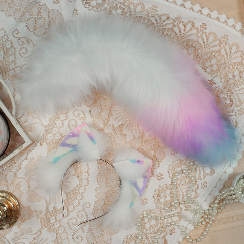 white cloud FOX set