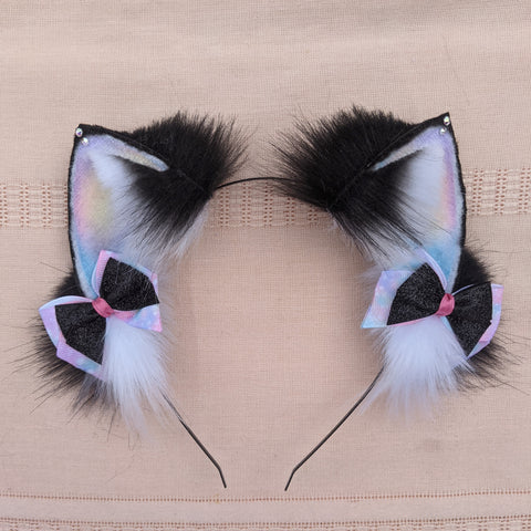 **KITTEN** holo ears