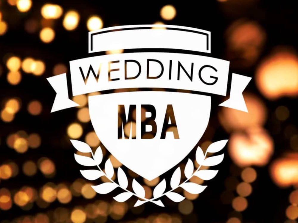 Visit Us at the Wedding MBA