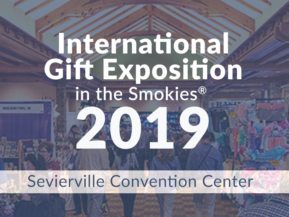 MingleEasy™ will be at The International Gift Exposition in the Smokies®