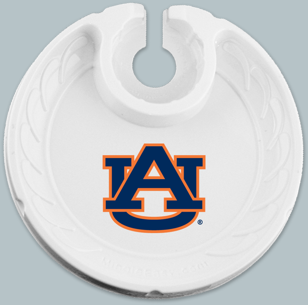 Auburn University Tigers FANPLATEs