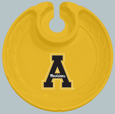 Appalachian State Mountaineers        Box of 6 Plastic Party Plates