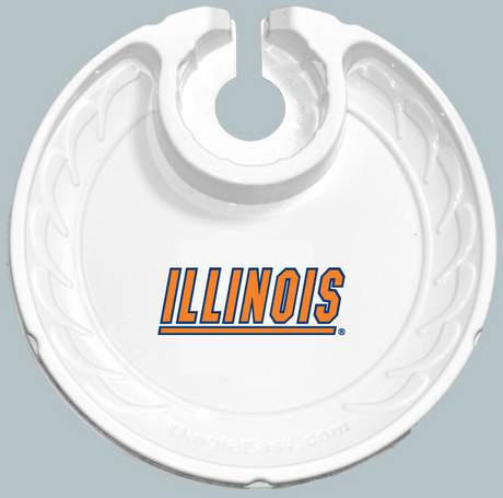 University of Illinois Figthing Illini FANPLATEs