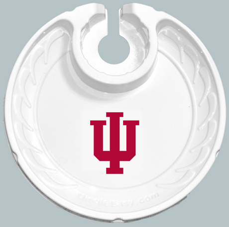 University of Indiana Hoosiers FANPLATEs