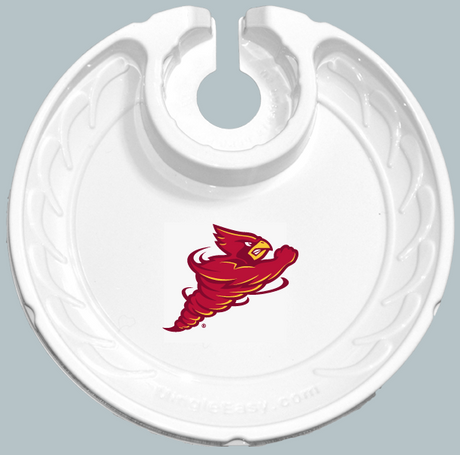 Iowa State Cyclones FANPLATEs