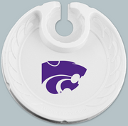 Kansas State University Wildcats FANPLATEs