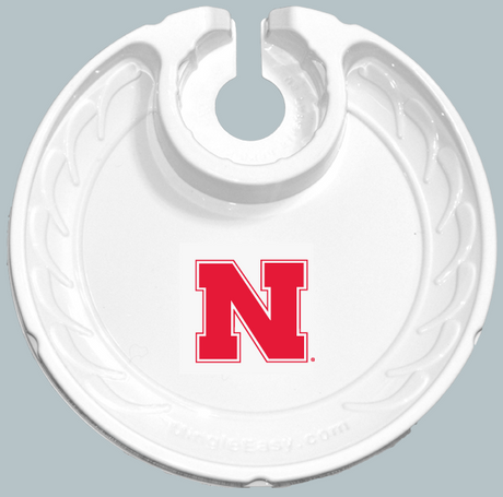 University of Nebraska Cornhuskers FANPLATEs