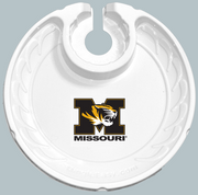 University of Missouri Tigers FANPLATEs